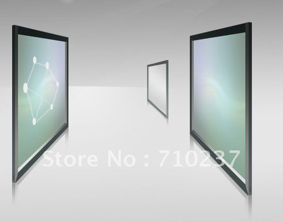 """23.6"""" Infrared touch screen/Panel, IR touch frame, IR touch overlay kit free shipping cost"""