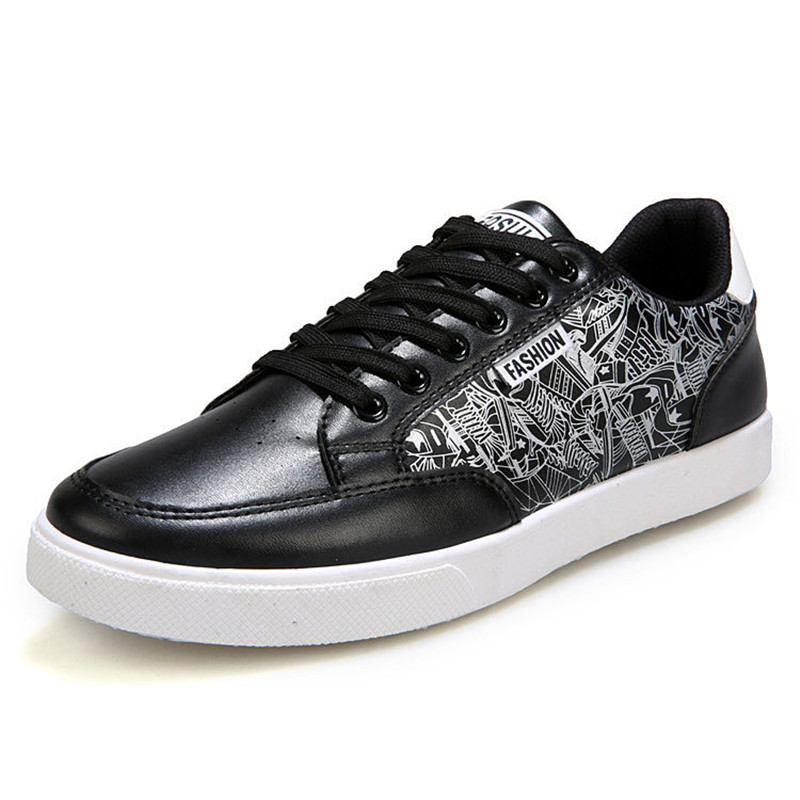 painted casual shoes top quality mens fashion boat
