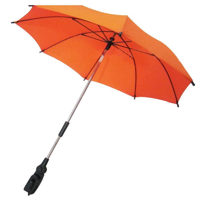 2015 new baby stroller accessories umbrella pram shade Parasol adjustable folding umbrella staineless steel frame YE062(China (Mainland))
