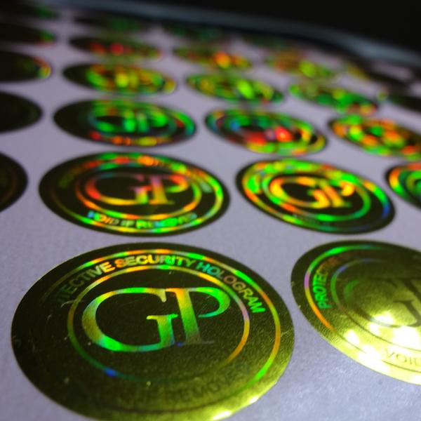 Aliexpress.com : Buy custom made self adhesive hologram ...