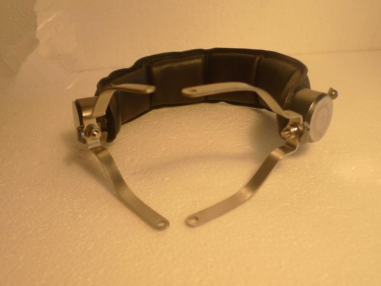 ถูก DIYเต็มโลหะชุดหูฟังหัวคานโลหะคานหัวD1100
