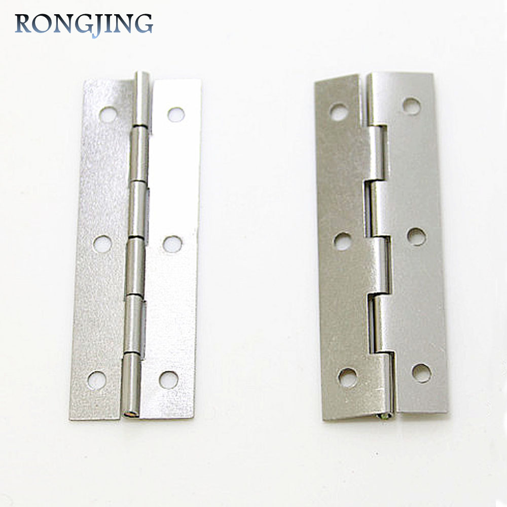 Furniture Cabinet Hinges Jewelry Box Hinge Furniture Hardware Hinge Packaging Accessories Surface Mounted 6 Hole Hinge 59*20mm(China (Mainland))