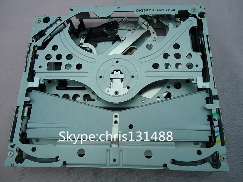 Alpine DVD loader DV33M32A DV35M110 DV35M01A DP33M21A DP33M220 For Odyssey RNS-E Mercedes Infiniti VW car dvd navigation(China (Mainland))