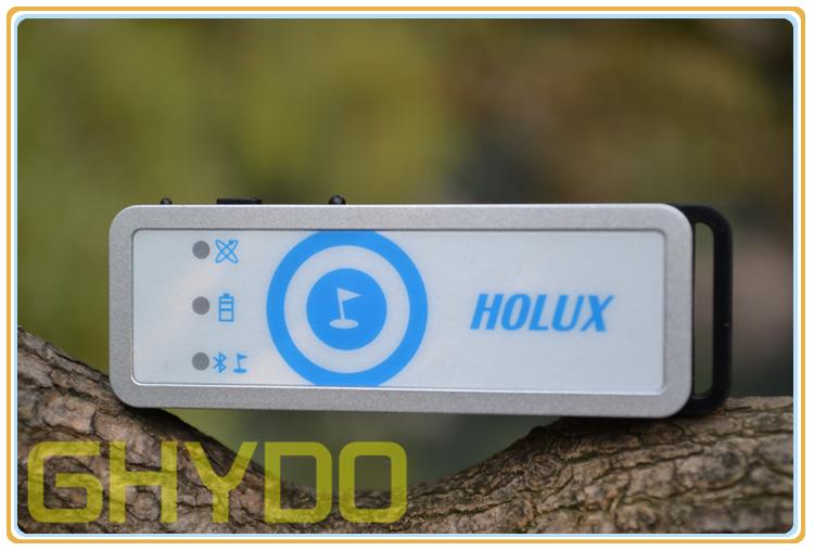 Wholesale Holux Bluetooth Wireless GPS Receiver mini GPS Data Logger M-1200E for outdoor sports shutterbug Free Shipping(China (Mainland))