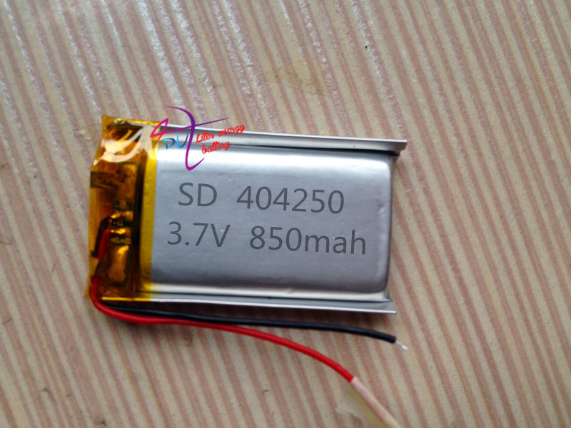 Polymer 404250 044250 laser balance instrument advertisement machine medical equipment lithium battery factory direct sales(China (Mainland))