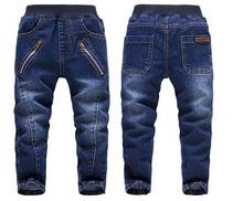 JK-047 Retail 2017 fashion spring autumn new style KK-Rabbit brand children pants baby boys jeans kids trousers free shipping(China (Mainland))