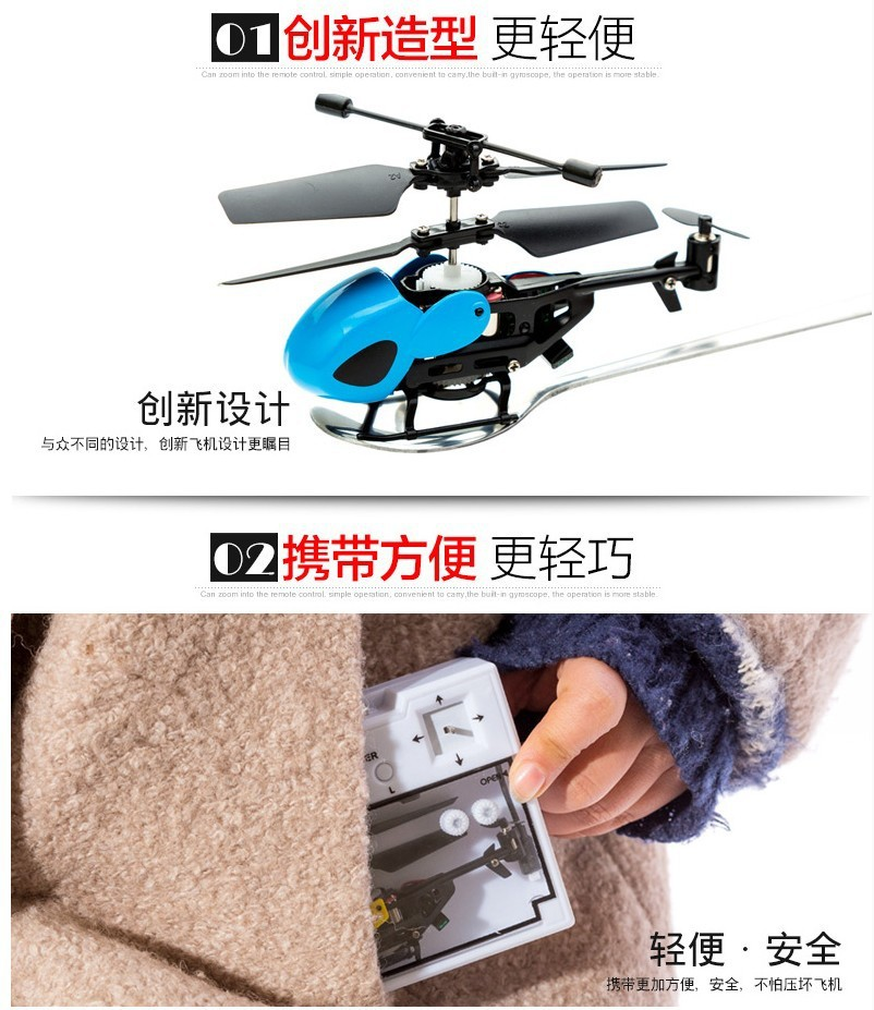 how to fly a mini rc helicopter