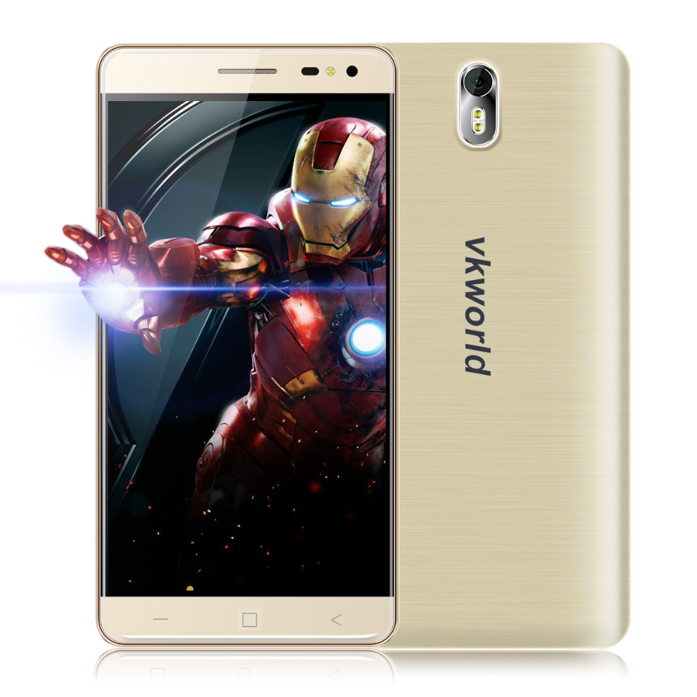 Original Vkworld G1 5.5inch HD MTK6753 Octa Core CellPhone 3GB RAM 16GB ROM 4G LTE Android 5.1 13.0MP 5000mAh Smartphone(China (Mainland))
