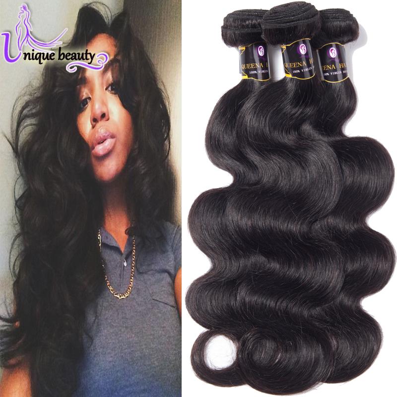 New Arrival KBL Brazilian Virgin Hair Body Wave Cheap Brazilian Bundle Hair Brazilian Body Wave 4 Bundles Wavy Human Hair Weave