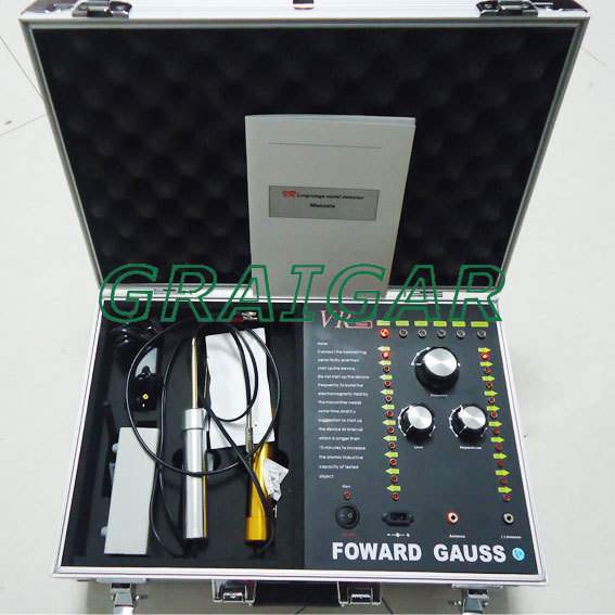 FORWARD GAUSS VR3000 Underground Search Gold Detector metal detector Free Shipping<br><br>Aliexpress