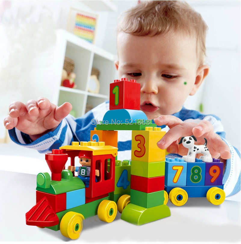 Building Toys For 3 Year Olds : Educational toys for three years old learn to count number