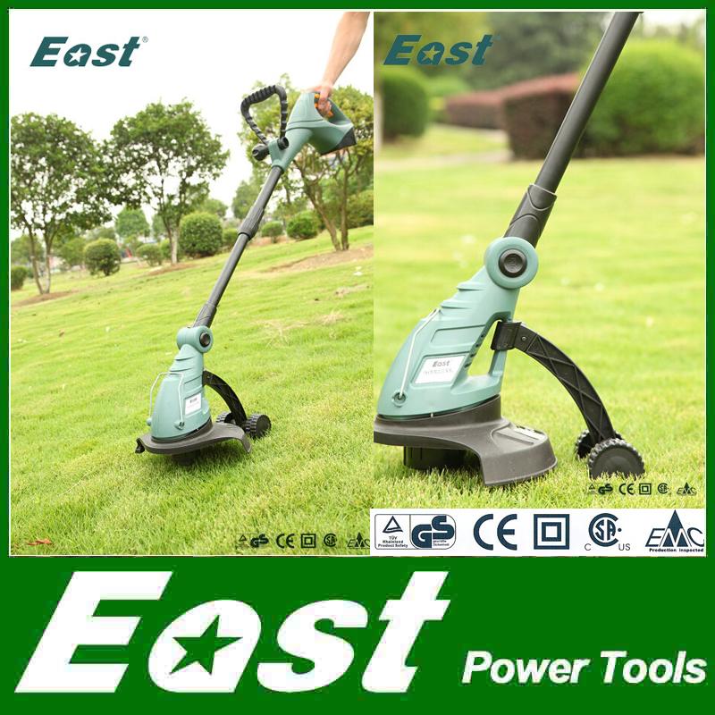 EAST Garden power tools 18V Li-ion battery Cordless grass trimmer reel mower lawn mower telescopic handle mower pruning ET2803(China (Mainland))