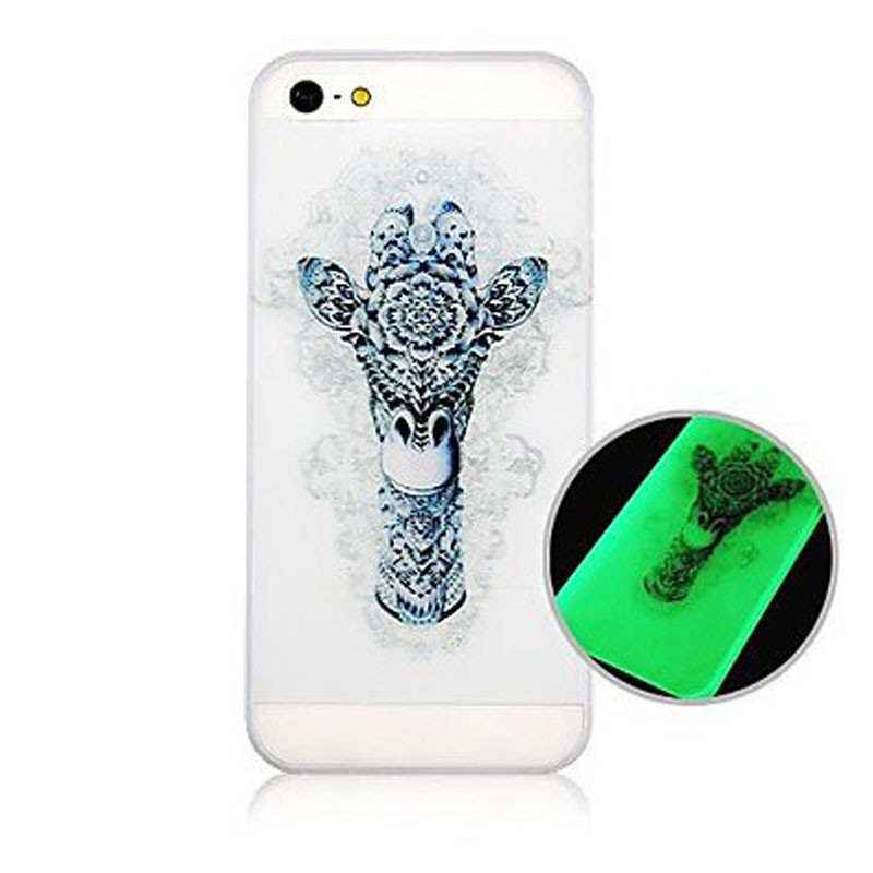2016 Hot Sale Infiniti Dreamcatcher Style Phone Case For iPhone5c 5s 6s Plus Cover Bags Luminous Glow in The Dark Accessories