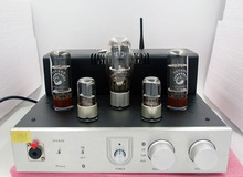 Special Wholesale New EL34 have A Fever Bluetooth Vacuum Tube With HiFi Amps Headset Amplifier Function 1PCS FOR RUSSIA(China (Mainland))