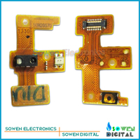 Power On Off Switch button key Flex Cable for HTC Desire 601 619d Zara ,Free shipping,Original ,100% gurantee