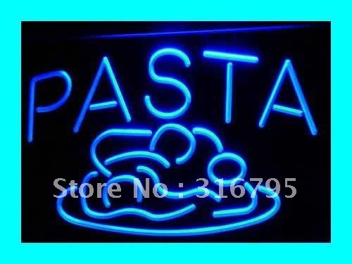 i304-b OPEN Pasta Cafe Restaurant Pizza LED Neon Light Sign wholeselling Dropshipper(China (Mainland))