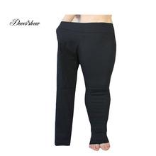 High Stretch Denim Cotton Leggings Women Spring Pants Plus Size Jeans Above 120KGS Leggings Big Women Pants Bodycon Pants 5XL(China (Mainland))