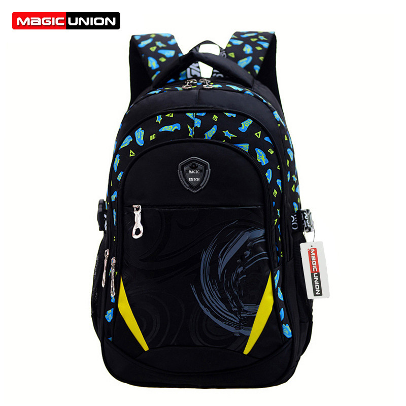 Fashion Children School Bags 2016 Brand Design Child Backpack In Primary School Backpacks For Boys And Girl Mochila Infantil Zip(China (Mainland))