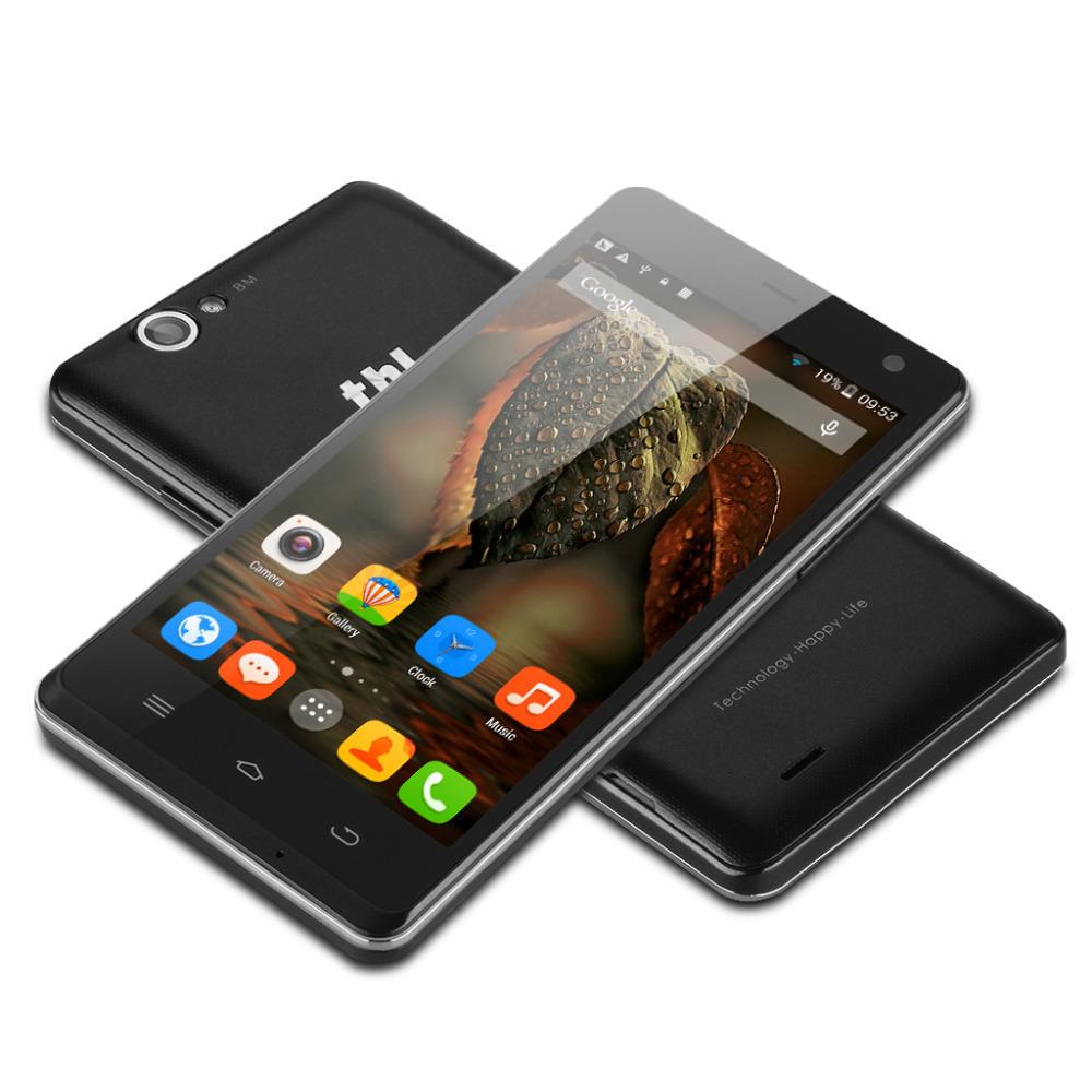 Original 5 0 THL 4400 Smartphone 3G Android 4 2 2 MT6582M Quad CORE 1 3GHz
