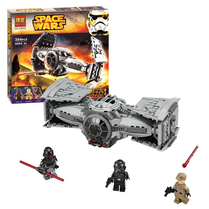 New STAR WARS Inquisitor Spaceship Clone War Building Blocks Bricks Action font b Figures b font