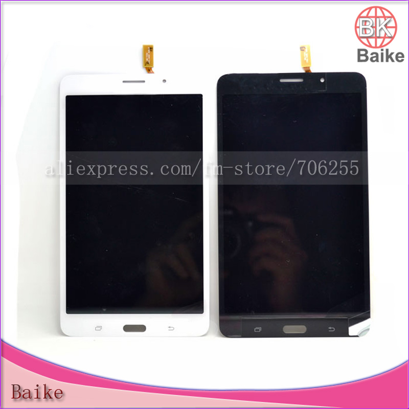 For Samsung Galaxy Tab 4 T231 T235 3G Tablet  lcd display Monitor + Touch Screen Digitizer full Assembly DHL Free shipping<br><br>Aliexpress