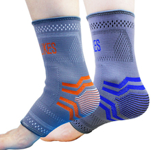 Recommend!  elastic ankle support ankle protector volleyball/soccer ankle brace support foot protection 2 pcs/lot free shipping(China (Mainland))