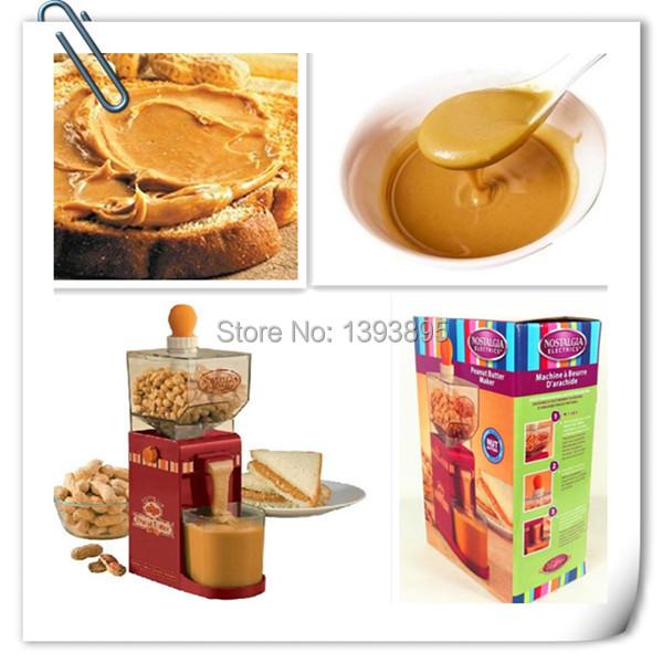 Peanut Butter Processing Making Machine Small Hot Sale Price Peanut Butter Machine(China (Mainland))