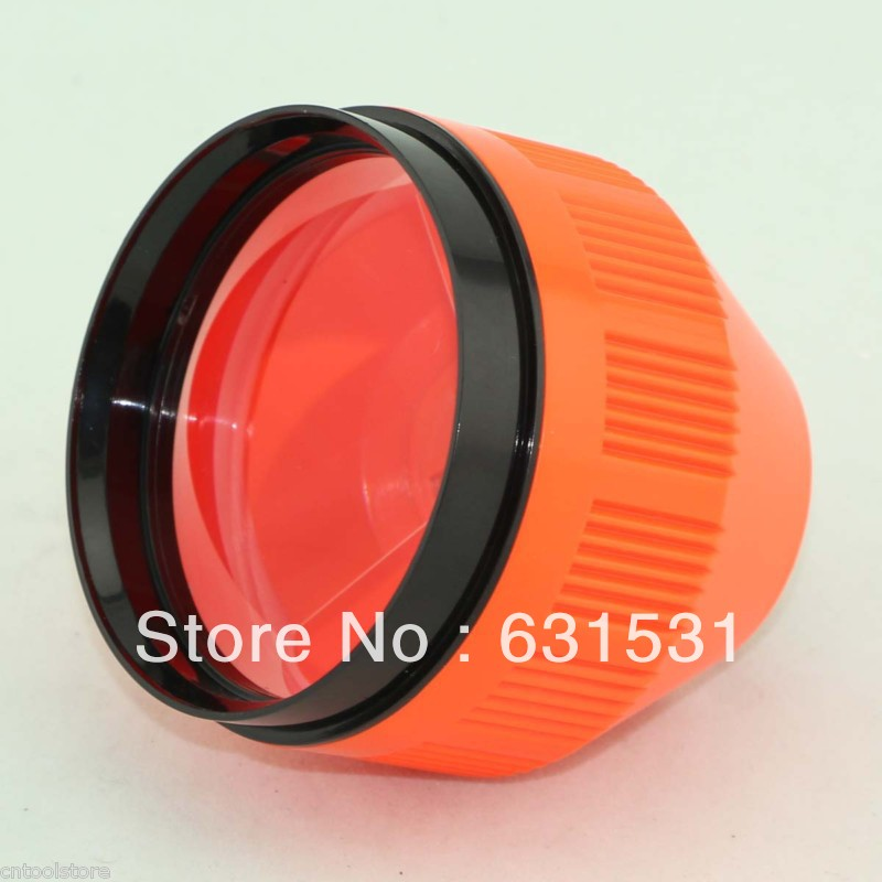 64mm Red Prism with Aluminum Stud Thread M20<br><br>Aliexpress