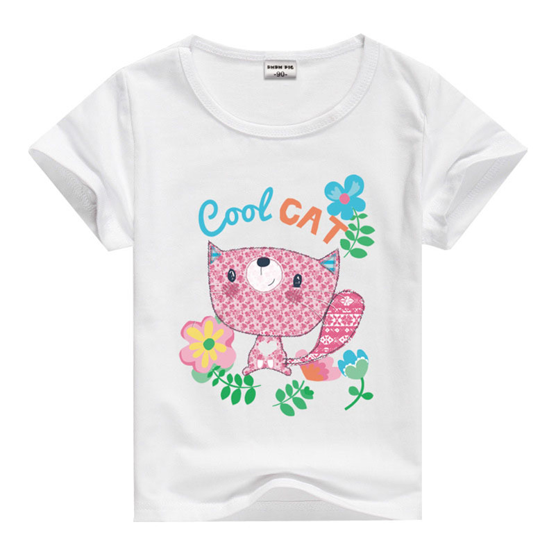 Free Shipping New Summer Fashion Cotton Girls Boys Clothes Superman Children T Shirts Kids Boy Short Sleeve Tshirts(China (Mainland))