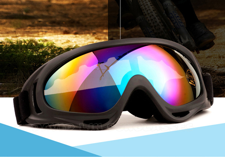 brand goggles new CS paintball Sport UV400 Protection for hunting airsoft ski goggles snowboarding X400K(China (Mainland))
