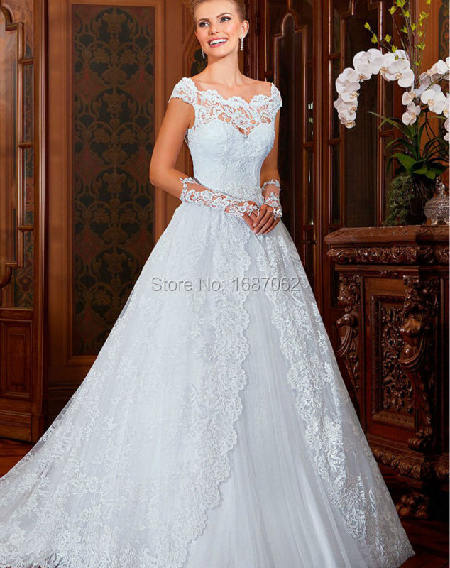 Vintage Wedding Dresses Maryland: Stunning vintage inspired ball ...