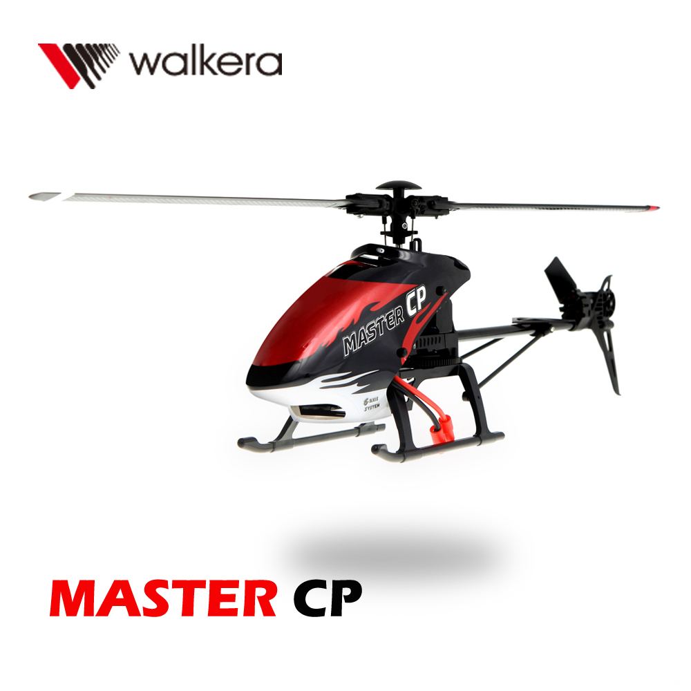 Original Walkera MASTER CP Flybarless 6-Axis Gyro 6CH 3D BNF Version Quadcopter RC Helicopter not included Transmitter(China (Mainland))