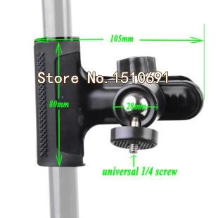 2pcs studio light stand Flash holder studio light stand Clip Clamp Holder Mount for Studio Backdrop Camera<br><br>Aliexpress
