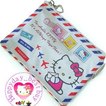 2pcs Sanrio hellokitty hello kitty KT girl coin wallet PURSE CASE HOLDER  FREESHIPPING NEW
