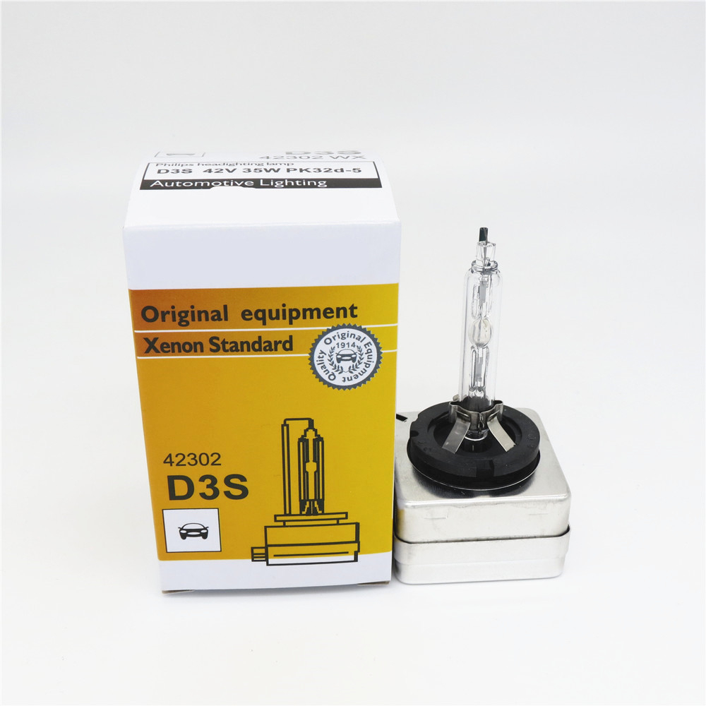 (10pcs/lot) For Audi A5 Q7 Benz D3S 42302 12V 35W 4300K 6000K Car HID Xenon Headlight Bulbs(China (Mainland))