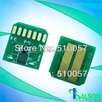 B2200 B2400 Toner cartridge chip For OKI 2200 2400 43640301 2K Compatible Reset Laser Printer High Quality Chip