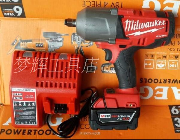 Milwaukee Woqi earn credit 18V impact wrench friction ring high torque