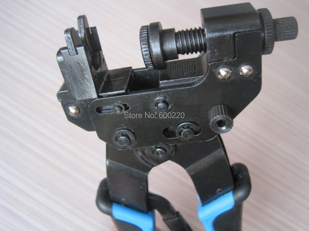 0.5-6.0mm compression 3 in 1 waterpoof connector crimping tool RG-59 (4C) &RG-6 (5C) F BNC RCA connectors(China (Mainland))