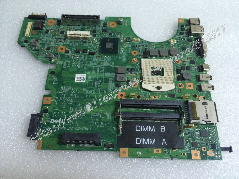 Working Excellent For Dell Latitude E5410 Laptop Motherboard 059DMW CN-059DMW Mainboard<br><br>Aliexpress