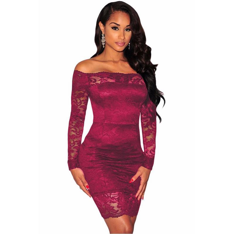 Popular Purple Lace Dresses-Buy Cheap Purple Lace Dresses lots ...