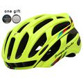 LED Warning Lights Cycling Helmet Mountain and Road Bicycle Helmet or In mold Bike Helmet 54
