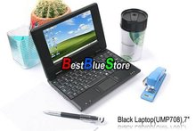 "7"" Mini Netbook Notebook Laptop WIFI Android 2.2 4GB HD+drop shipping(China (Mainland))"