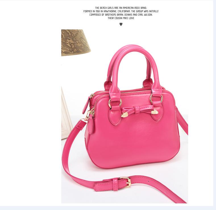 Фотография 2016 The explosion women bag South Korean foreign trade candy color bag Single shoulder diagonal portable fashion handbags