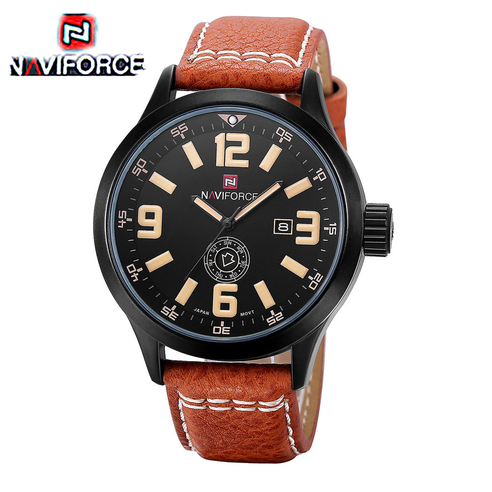Buy watches men naviforce brand quartz for What watch to buy