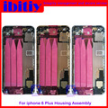 AAA For IPhone 6 Plus 5 5 Full Back Housing Assembly Best Quality metal alloy Back