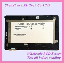 Tablet Touch LCD Screen Assembly + Frame Black Digitizer 10.1″ For Asus Transformer Book T100 5490N T100TA