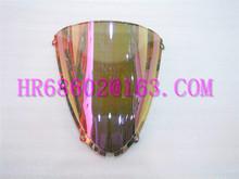 Buy HotSale For Kawasaki ZX6R 636 2005 2006 2007 2008 05 06 07 08 ZX10R 2006 2007 06 07 Iridium Windshield WindScreen Double Bubble for $23.49 in AliExpress store