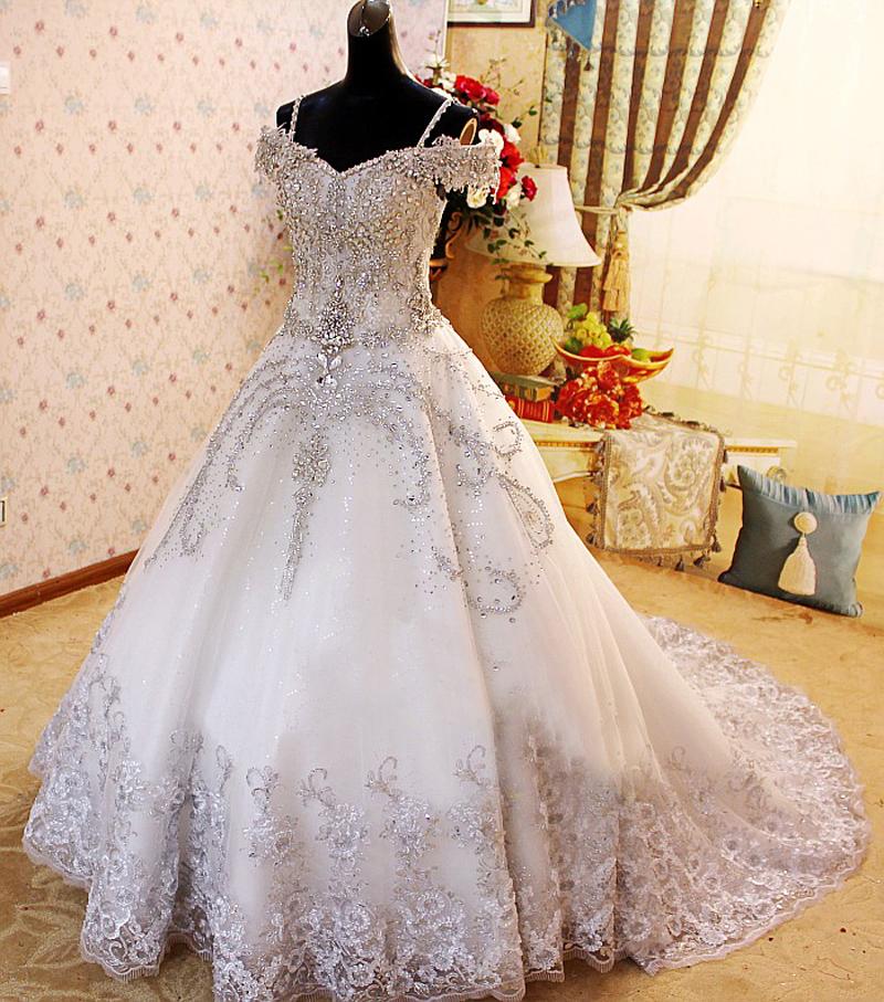 Diamond Wedding Gown: Online Buy Wholesale Corset Diamond Wedding From China