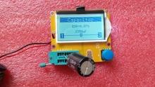 Free shipping,New Transistor Tester Capacitor ESR Inductance Resistor Meter NPN PNP Mosfet