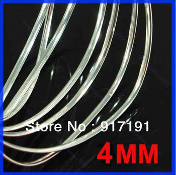Free Shipping Car Grill Interior Chrome Styling Moulding Trim Strip